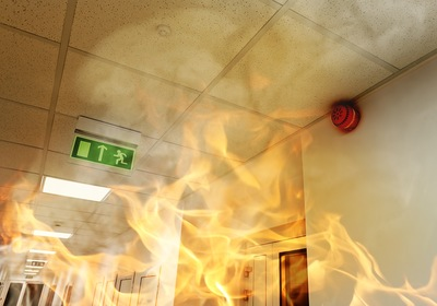 What to Do if There's a Fire at Your Business