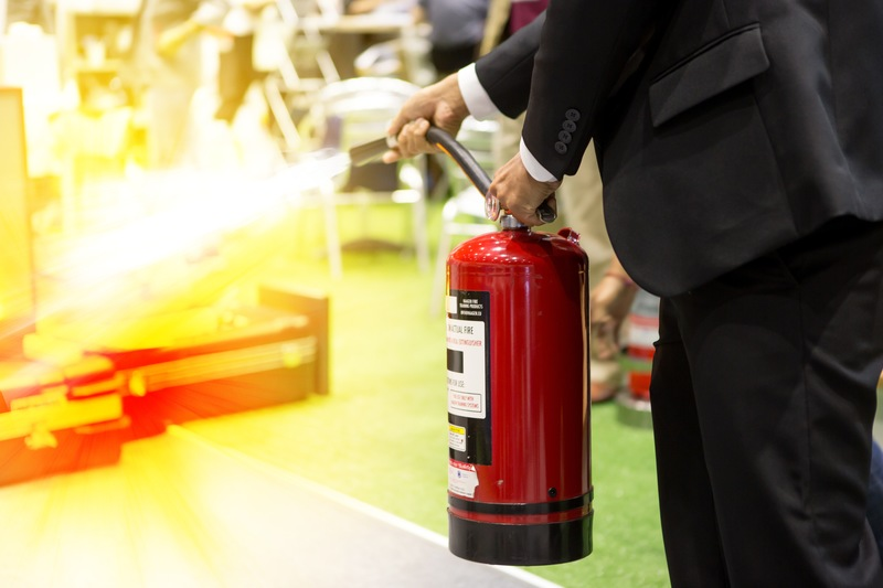 How to Practice Fire Safety at Your Business